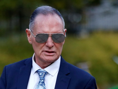 Paul Gascoigne 'forcefully and sloppily' kissed stranger, trial hears