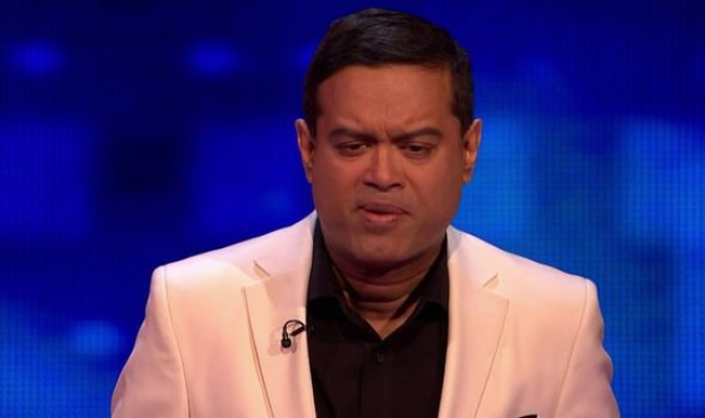Paul Sinha will quit The Chase if Parkinson's starts to effect his quiz skills