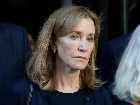 Desperate Housewives star Felicity Huffman leaves prison early after only serving 11 days