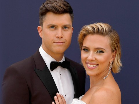 Scarlett Johansson says Colin Jost relationship is 'happy and fulfilling' in rare comment about private life