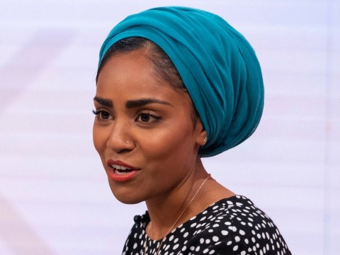 Nadiya Hussain confesses it was 'frightening' opening up about sexual abuse by relative