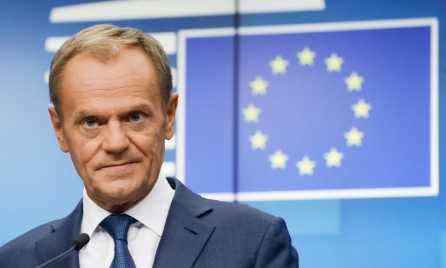 President of the European Council, Donald Tusk