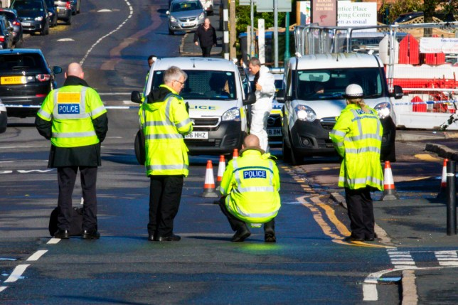 Police launch murder investigation after man killed in 'hit-and-run'