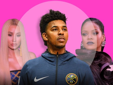 Iggy Azalea's ex Nick Young missed his shot at dating Rihanna and that should be lesson to us all