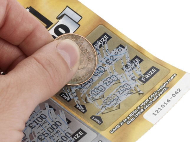 Camelot pulls £10 scratchcards over fears they fuel gambling addiction