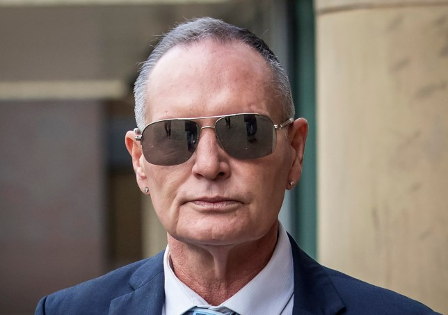 "File photo dated 15/10/19 of former football star Paul Gascoigne who has described his sex assault accusation and trial as a ""year of hell"". PA Photo. Issue date: Saturday October 19, 2019. The 52-year-old was cleared of sexual assault, and of the lesser, alternative count of assault by beating on Thursday, after a four-day trial at Teesside Crown Court. He was accused of forcefully and sloppily kissing a stranger while he was drunk on a York to Durham train in August 2018. See PA story LEGAL Gascoigne. Photo credit should read: Danny Lawson/PA Wire"