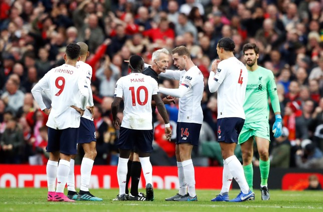 Why VAR did not rule out Marcus Rashford's goal for Manchester United against Liverpool