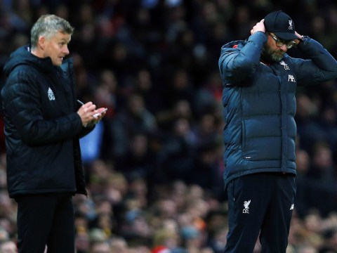 Ole Gunnar Solskjaer says Manchester United copied Liverpool's tactics