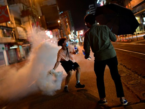 Hong Kong officially withdraws extradition bill after months of violent protests