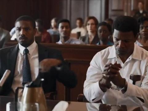 Michael B Jordan feels 'responsibility' to educate fans as real life activist Bryan Stevenson