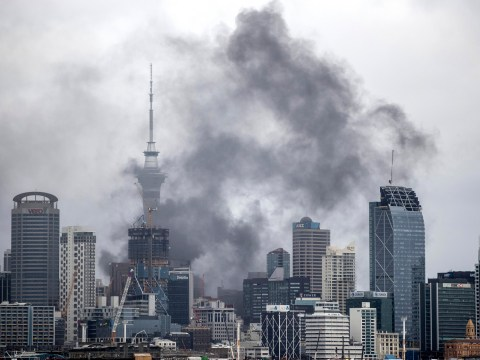 Tradesman 'set fire to new £375,000,000 building on cigarette break'
