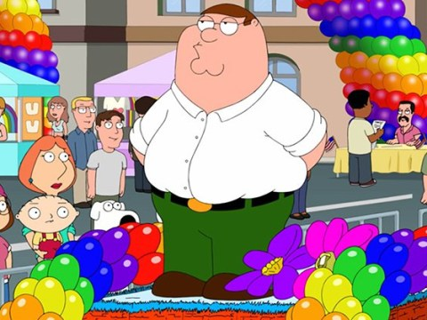 Family Guy addresses cutting out 'gay jokes' and we're stumped