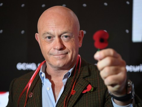 EastEnders star Ross Kemp 'proud' as he throws support behind Poppy Appeal launch