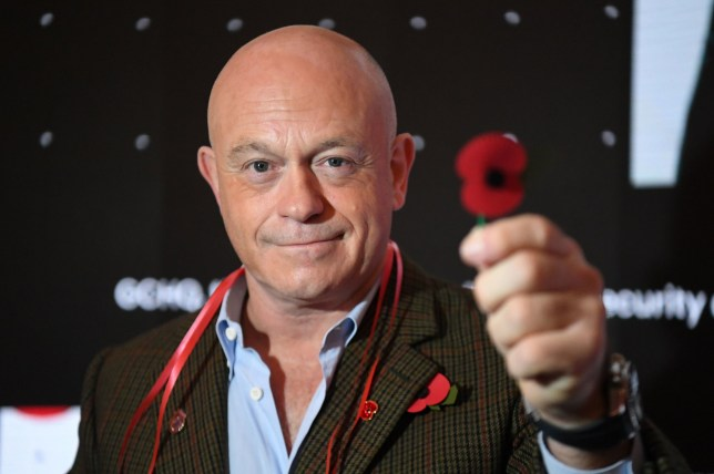 EastEnders star Ross Kemp