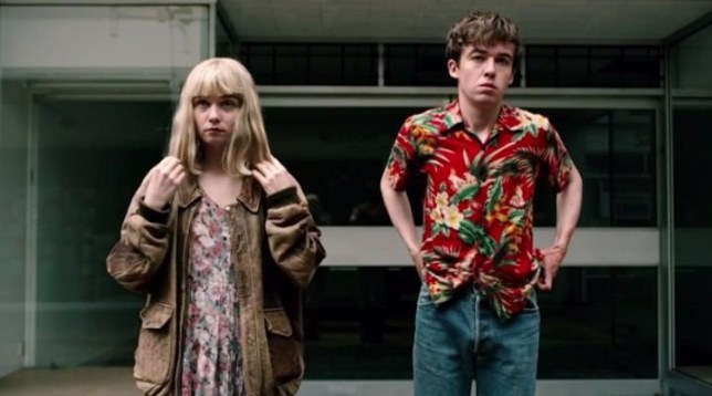 The End Of The F**king World trailer has just dropped