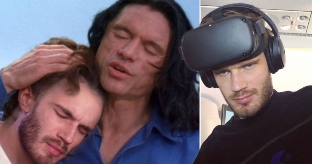 PewDiePie turns 30 as wife Marzia Kjellberg and Tommy Wiseau share iconic tributes