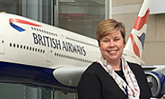 Hyde News & Pictures Ltd. 24/10/2019 An exclusive club for 10,000 British Airways staff was left virtually penniless when its Chief Financial Director stole more than ??1 million of its money, running up a massive credit card bill to fund her jet-set lifestyle. Carole Farr was starting a six-year jail sentence today (Thurs) after a judge heard how she joined BA Clubs based at Heathrow as a lowly secretary but gave herself bogus qualifications to successfully apply for the job as financial boss of the airline's charity. The 52-year-old spent a massive ??500,000 on her company credit card and the judge heard how she bought 51 flights totalling ??64,000 - including two Business Class return trips to Australia - a birthday party at a hotel for 60 guests including a chocolate fountain on the company credit card and 213 supermarket shops totalling almost ??25,000. See copy HNPfarr