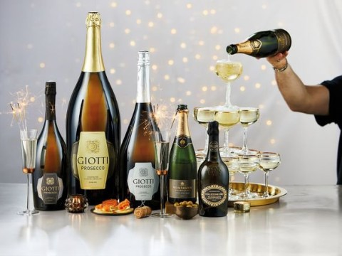 Aldi's six-litre bottle of prosecco is back next week