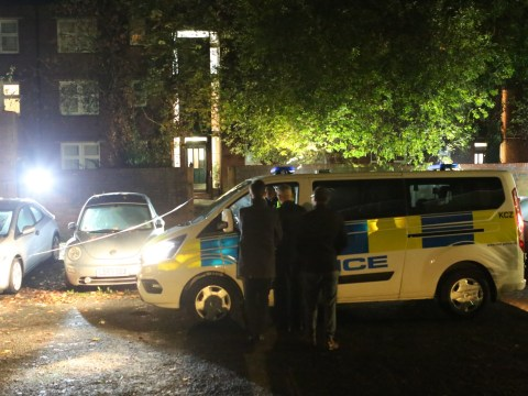 Four men stabbed in separate knife attacks across south London