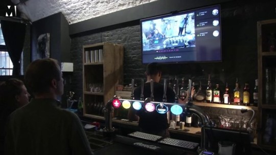 Bar uses facial recognition stop queue jumpers