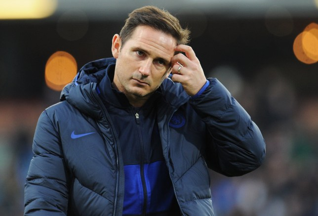 Frank Lampard guided Chelsea to a 4-2 win over Burnley