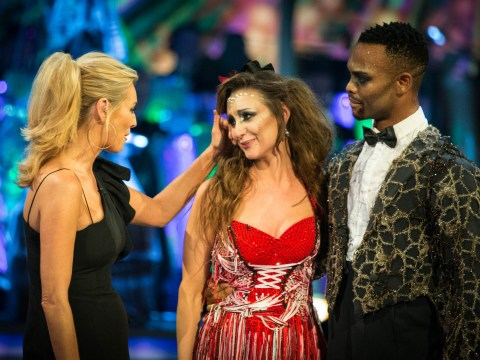 Michelle Visage reveals off-camera reaction to Catherine Tyldesley's Strictly Come Dancing exit amid another storm at judges