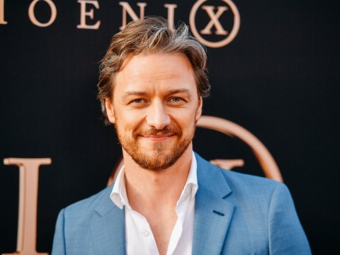 James McAvoy donates £275,000 to NHS coronavirus mask campaign