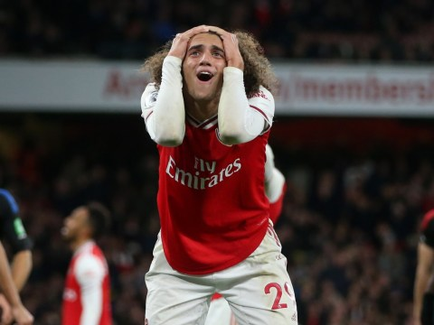 Arsenal slip up again as VAR denies late goal against Crystal Palace