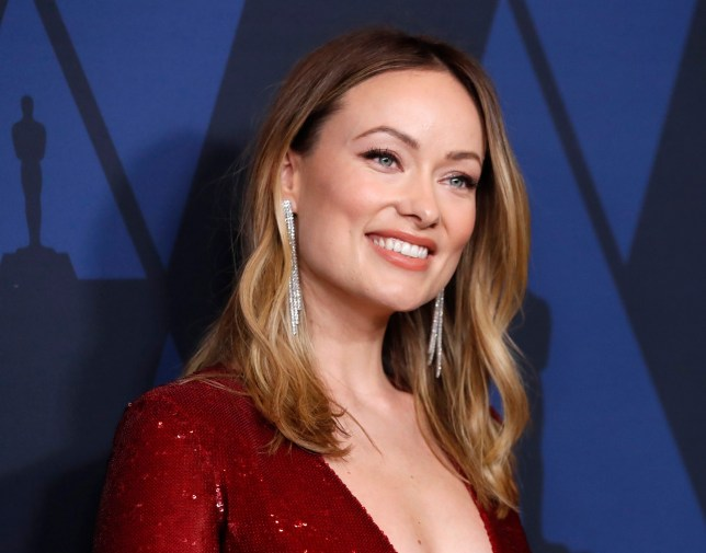 2019 Governors Awards - Arrivals - Hollywood, California, U.S., October 27, 2019 - Olivia Wilde. REUTERS/Mario Anzuoni