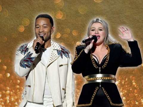 John Legend and Kelly Clarkson update Baby It's Cold Outside lyrics for #MeToo era