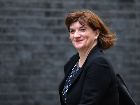 Nicky Morgan stands down as an MP
