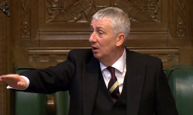 Lindsay Hoyle, the Deputy Speaker of the House of Commons (Picture: PA)