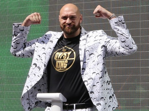 How Tyson Fury's secret WWE debut was decided in two phonecalls and half a day