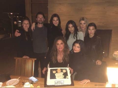 The Kardashians reunite for family dinner as Caitlynn Jenner marks 70th birthday
