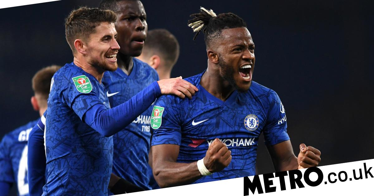 Chelsea offer Michy Batshuayi to Leeds United and string of other clubs in cut-price £25m deal - metro