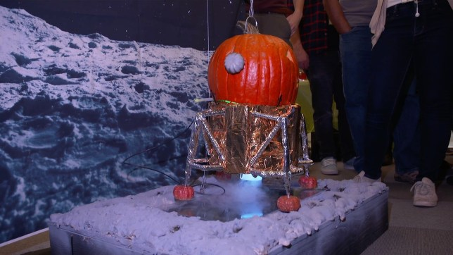 Nasa reveals Halloween Jack-O-Lantern pumpkin face carving ideas & tips NASA Pumpkins - 2019 Pumpkin Carving Contest at NASAJPL