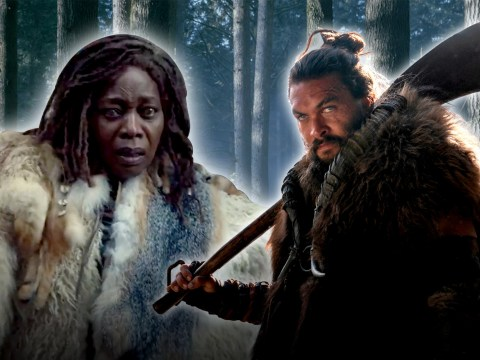 Going in blind: 'Hellish' battle sequences and 'weeping' through training – Jason Momoa and Alfre Woodard reveal brutality behind filming epic new series See
