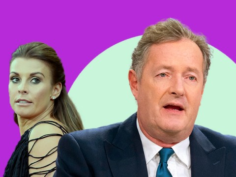 Piers Morgan suggests Coleen Rooney 'takes a leaf out of Osama Bin Laden's book' over online privacy