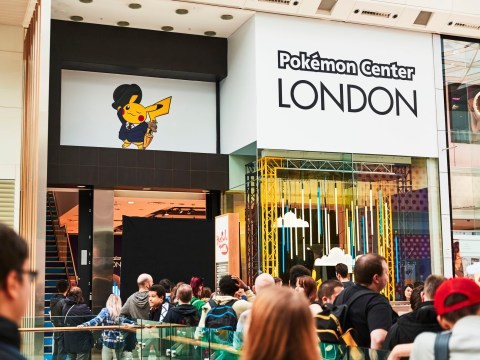 Pokémon Center London cuts opening hours, limits purchases