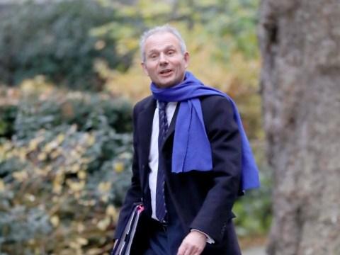 Ex-deputy PM David Lidington announces he is standing down