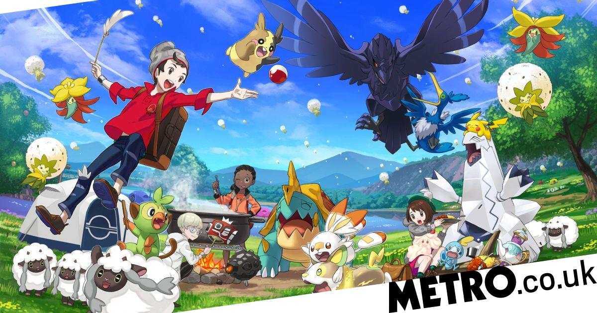 Nintendo blacklists website over Pokémon Sword and Shield leaks