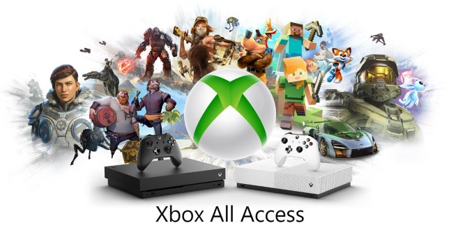 Xbox All Access collage