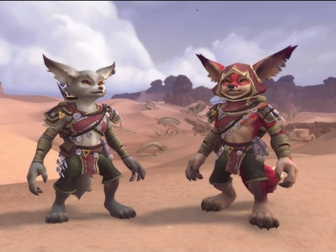World Of Warcraft adds two new playable races: Vulpera fox people and Mechagnomes