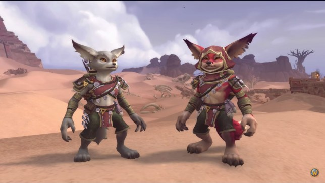 World Of Warcraft adds two new playable races: Vulpera and