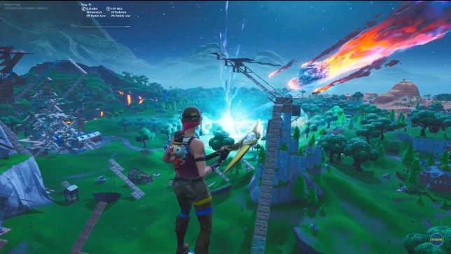 Fortnite Down As 4 2 Million Watch The End And Wait For