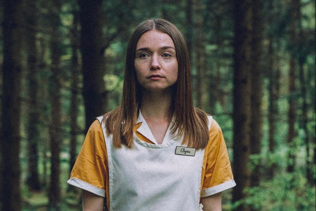 Jessica Barden in The End Of The F**king World season 2