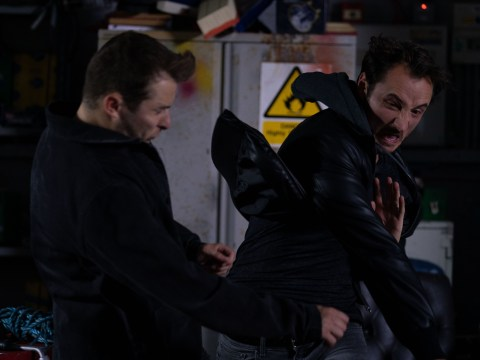 EastEnders spoilers: Ben Mitchell is punched yet again as Martin Fowler lashes out