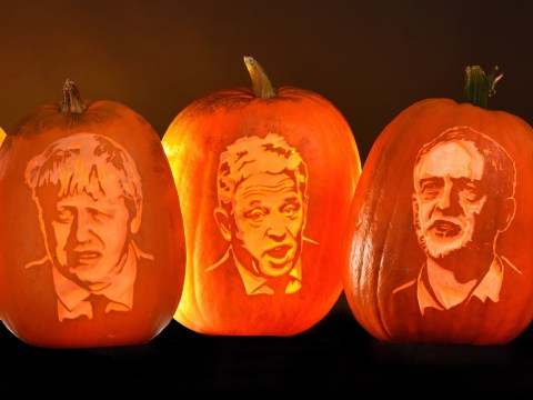 Groupon launches special carving kits so you can make your pumpkin political – and they're free