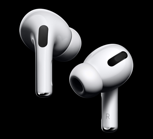The AirPods Pro will cost £249 and look likely to be a big hit (Image: Apple)