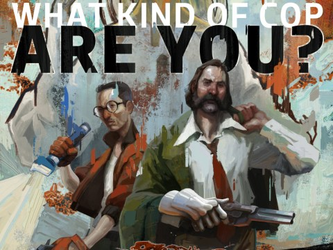 Disco Elysium review – text adventure